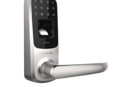 Fechadura inteligente ANVIZ Ultraloq Impressões digitais, teclado e Bluetooth